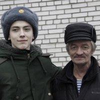 Отец и сын :: Александр Кемпанен