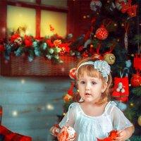 новогоднее :: Света Солнцева