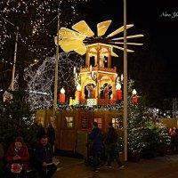 Рождественская карусель :: Nina Yudicheva