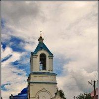 Церковь Покрова Пресвятой Богородицы в Ильино, 1862-1868 :: Дмитрий Анцыферов