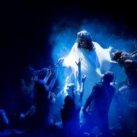 Иисус и калеки :: Алёна Райн