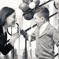 Мама а школа это здорово! :: Оксана Сафонова