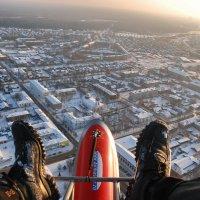 Гусь-Хрустальный, вид на центр города :: Валерий Толмачев
