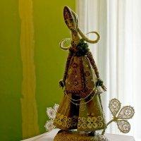 Кукла в Музее-усадьбе П.И. Чайковского в Воткинске :: Денис Кораблёв