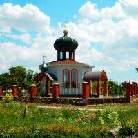 Сельская церквушка :: Люша