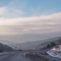 Утро в горах. Джубгинский перевал. :: Марина_1975 -