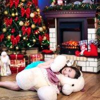 Ожидание Нового года... :: Евгения Новикова