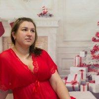 в красном :: Александра Кротикова