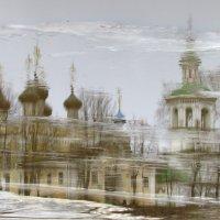 Отражение в реке :: irina