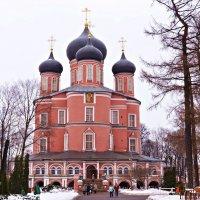 Донской монастырь :: Владимир Болдырев