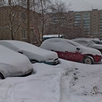Это было в феврале. :: Николай Масляев