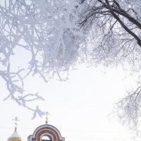 Церковь в бахраме :: Наталья Сиротина
