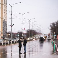 Посередине дороги :: Сахаб Шамилов