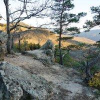 Смотровая площадка на Планческих скалах. Краснодарский край :: Андрей Майоров