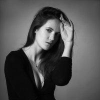 Актриса, как модель :: Ivan Pavlov