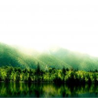 Изумрудное озеро. :: KATYUSHA KATYUSHA