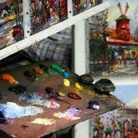 Краски Парижа :: Юрий Налобин