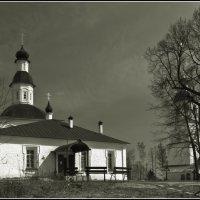 Колоцкий женский монастырь :: Дмитрий Анцыферов