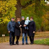 Семейная фотопрогулка :: Екатерина Ковалева