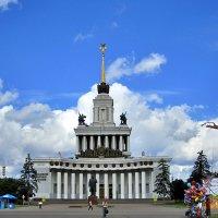 ВВЦ (ВДНХ), Павильон № 1 «Центральный» :: Денис Кораблёв