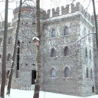 Недостроенный замок :: Виктор