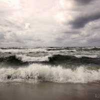 Шторм на Балтике. :: Elena N