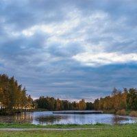 Вечер в парке :: Виталий