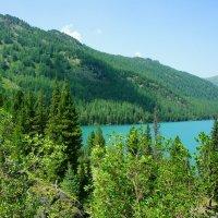 Очарование горных озер :: Ольга Чистякова