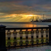 Зимнее утро :: Константин Бобинский