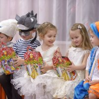 Счастье - когда счастливы дети :: Антон Сологубов