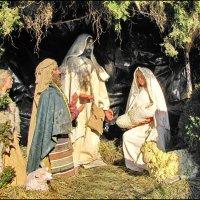 Рождение Иисуса. :: Ирина Нафаня
