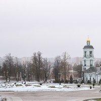 Царицыно :: Владимир Болдырев