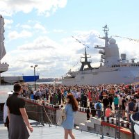 Военно-морской салон - 2015, Санкт-Петербург :: Мария