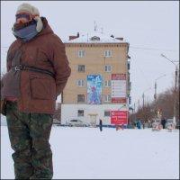 Человек в футляре :: Сергей Николаевич