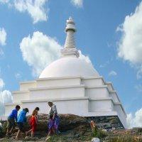 Буддийская ступа на Байкале :: vladimir Egoshin