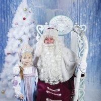 Дед Мороз и Снегурочка :: Finist_4 Ivanov