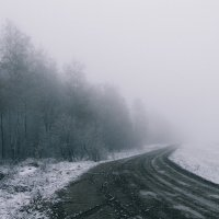 Дорога в тумане :: Игорь Пименов