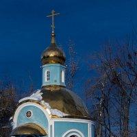 часовня Успения Божией Матери :: Евгений Вяткин