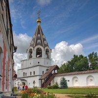 Монастырский пейзаж :: Константин