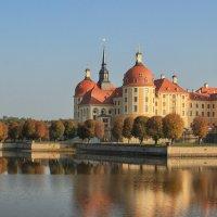 Замок Морицбург :: Павел Дунюшкин