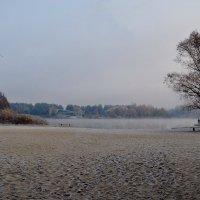 Пляжный сезон давно окончен... :: Валентина Данилова