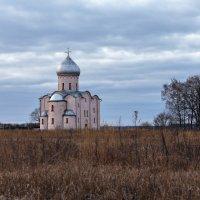 Уединенный храм. :: Евгений Никифоров