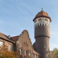 Водонапорная башня :: Светлана