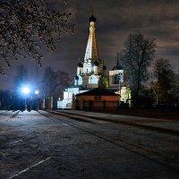 Храм Покрова в Медведкове :: Игорь Иванов