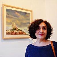 Вона була в Парижі... :: Степан Карачко