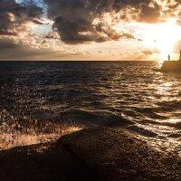 Вода и пламень :: Юрий Вайсенблюм