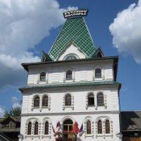 Башня в Измайловском Кремле :: Дмитрий Никитин
