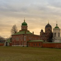 У Спасо-Бородинского монастыря :: Александр