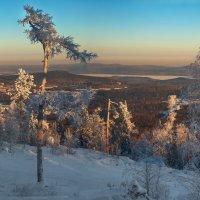 Вечерняя панорама :: vladimir Bormotov