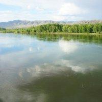 Воды Енисея :: Ольга Чистякова